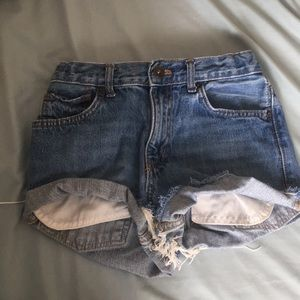 Cherokee Jean Shorts